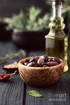 Mythja  Photography - Mediterranean ingredients