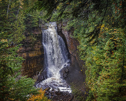 Jack R Perry - Miners Falls