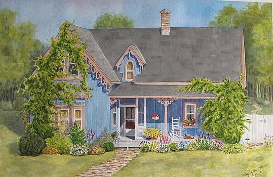 My Blue Heaven by Mary Ellen  Mueller Legault