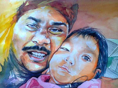 Portrait by Gourav Sheode