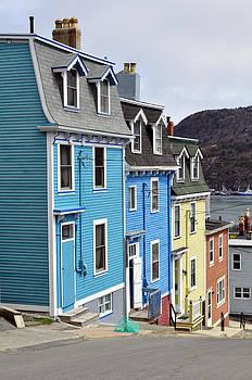 Saint John's. Newfoundland. by Fernando Barozza
