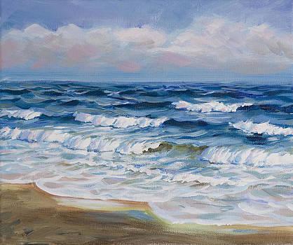 Seascape by Jack Tzekov