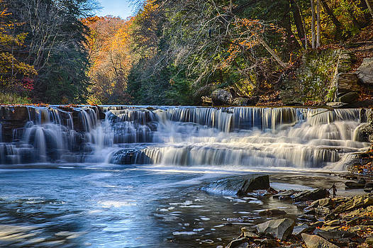 Jack R Perry - Squaw Rock - Chagrin River Falls