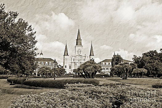 Scott Pellegrin - St. Louis Cathedral