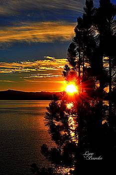 Lynn Bawden - Tahoe Sunset