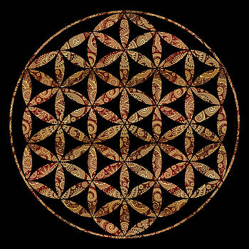 The Flower of Life by Denise Teague