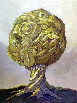 Tree of Knowledge by Filip Mihail