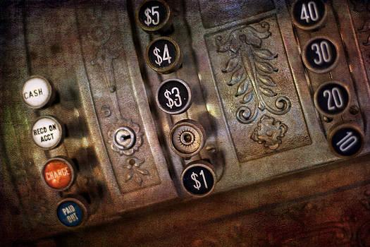 Gunter Nezhoda - Vintage metal cash register