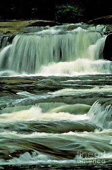 Water Fall by Larry Stolle