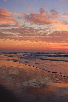 Wrightsville Beach Sunrise by Michael Weeks