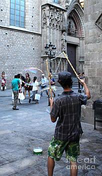 Gregory Dyer - Barcelona Spain