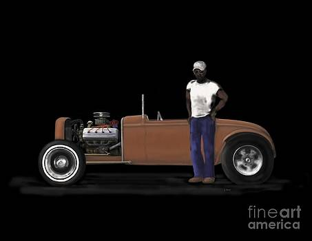 Steve Knapp - 31 Ford Hot Rod