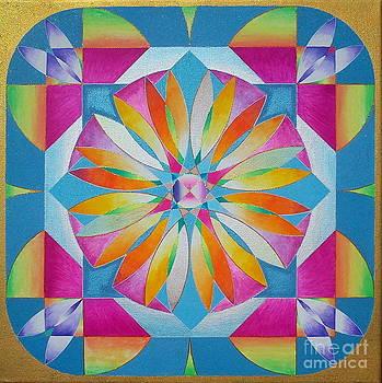 316. Mandala by Martin Zezula