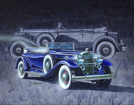 32 Packard by Richard De Wolfe
