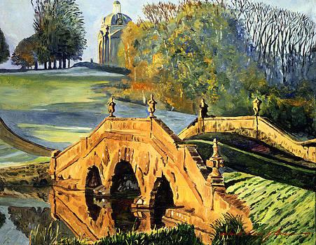 David Lloyd Glover - 355 ANCIENT ENGLISH BRIDGE