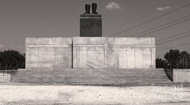 Gregory Dyer - Lenins Boots-Budapest Memento Park-Communist Statues Park