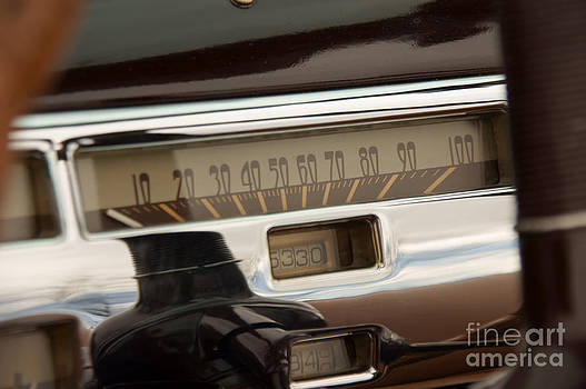 39 Ford Dash by David Pettit
