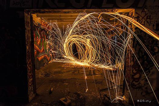 3D Fire by Bill Cantey