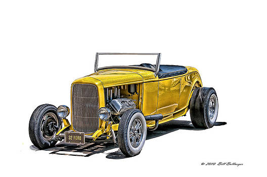 32 Ford Hot Rod by Bill Ballmeyer