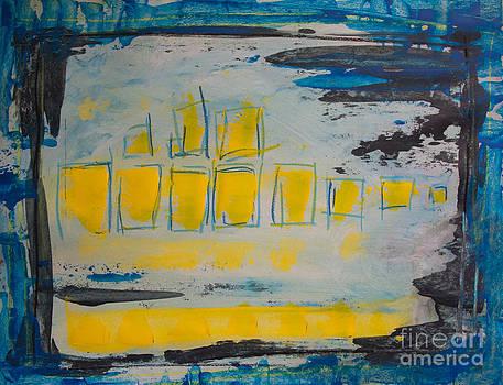 Egija Labanovska - abstract painting