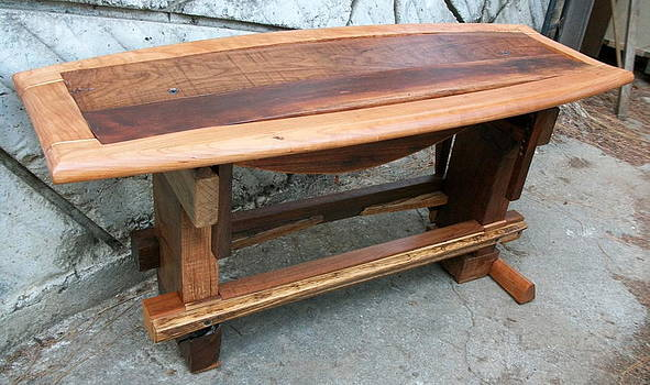Bench by D Angus MacIver