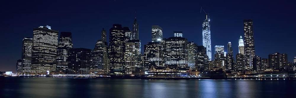 Bright Lights Big City by Theodore Jones