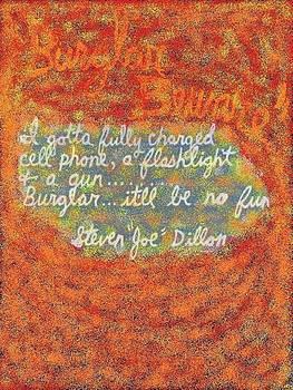 Burglar Beware by Joe Dillon