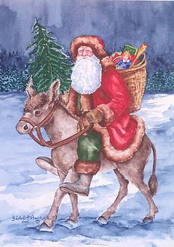 Christmas Woodland Series by Barbel Amos