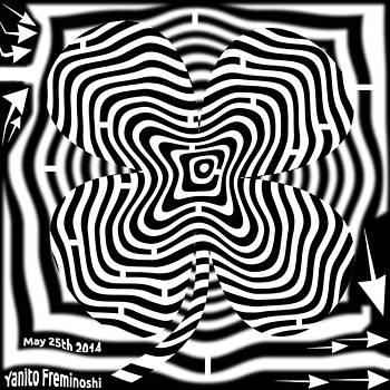 4 Leaf Clover Maze by Yanito Freminoshi