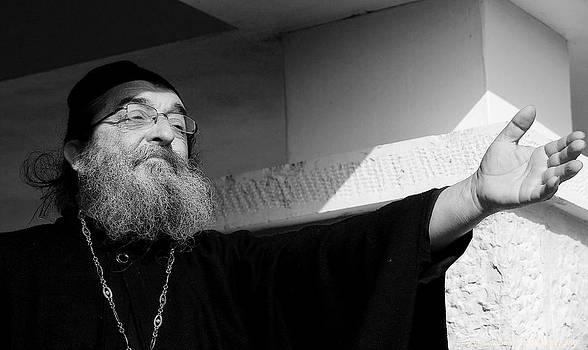 Isaac Silman - Orthodox priest