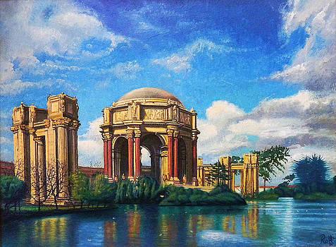 Palace of Fine Arts by Raffi  Jacobian