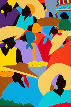 Petion-Ville Market I by Synthia SAINT JAMES
