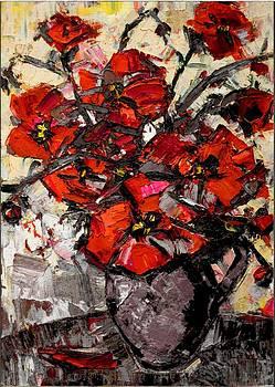 Poppies by Pemaro