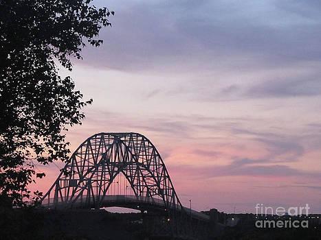 Sagamore Bridge by Lisa  Marie Germaine