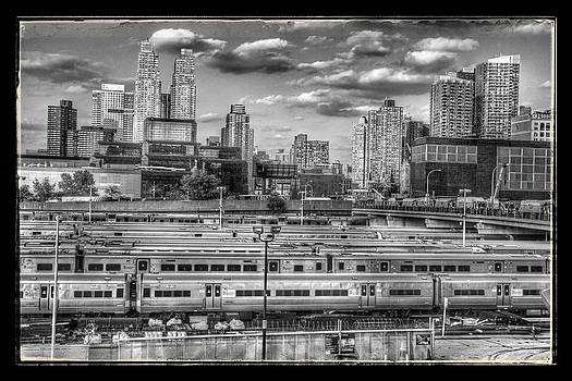 Scene @ New York by Jim McCullaugh