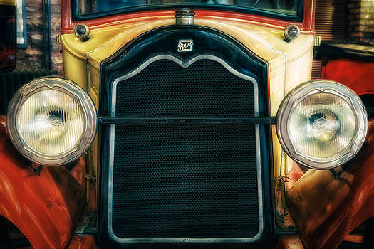 Vintage Car by Dobromir Dobrinov