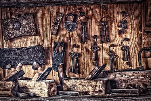 Work tools by Dobromir Dobrinov