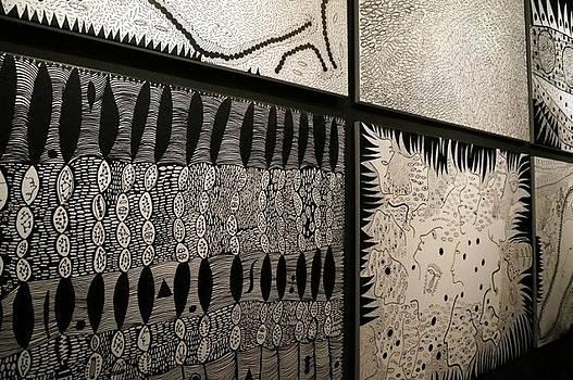 Yayoi Kusama artwork by Sherly Ferelin