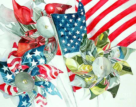 4th of July by Elizabeth  McRorie