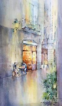 Barcelona by Natalia Eremeyeva Duarte