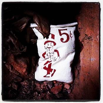 5 Cents. #baltimore by Matthew Saindon