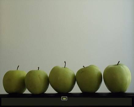 Shesh Tantry - 5 Green Apples