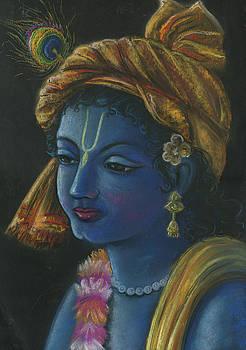 Hare Krishna by Prakash Leuva