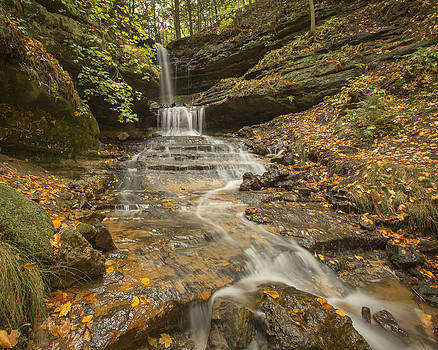 Jack R Perry - Horseshoe Falls