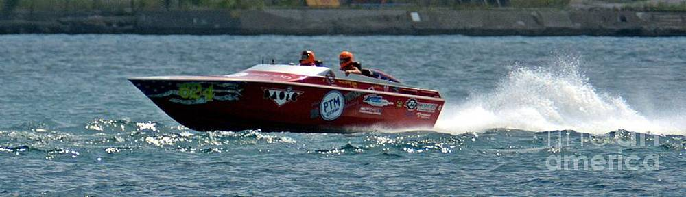 Randy J Heath - International Offshore Powerboat Race