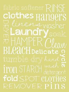 Jaime Friedman - Laundry Room