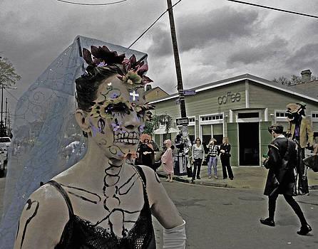 Mardi Gras in New Orleans by Louis Maistros