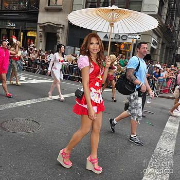Mark Gilman - NYC Gay Pride 2011