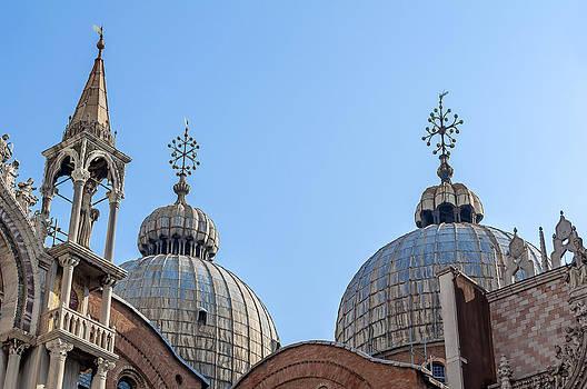 San Marco Basilica. by Fernando Barozza
