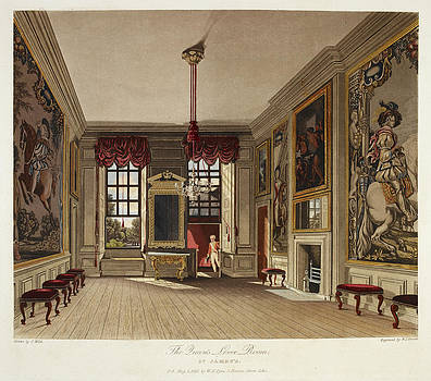 St. James's Palace by British Library